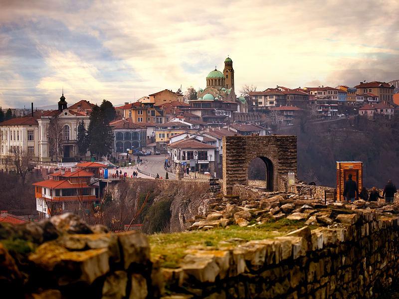 Многие болгарские города обладают ценным историческим наследием