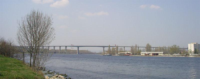Аспарухов мост - один из длиннейших мостов в Болгарии