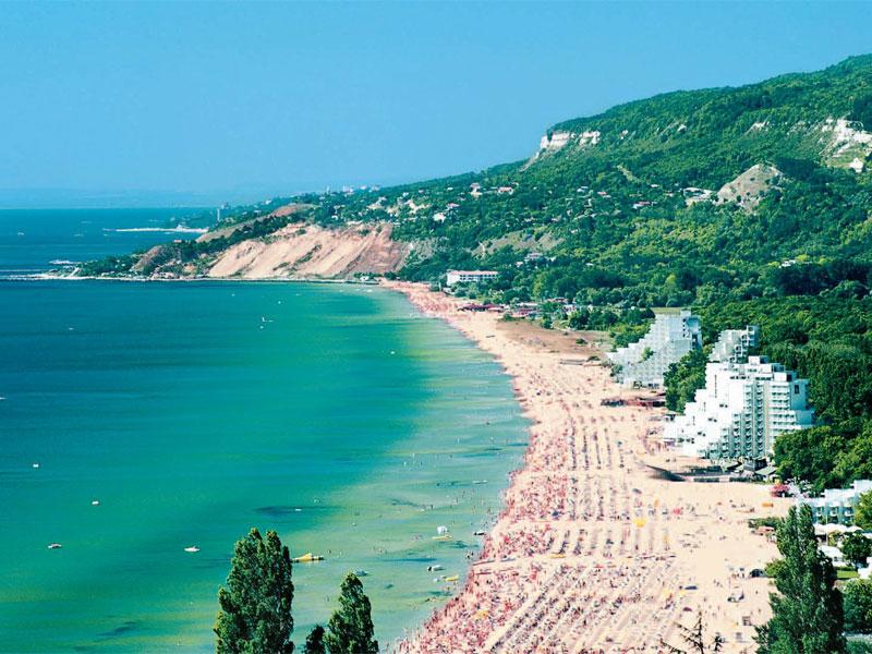 Знаменитые болгарские песчаные пляжи широко известны во всем мире